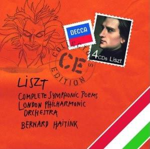 Liszt : Intégrale des poèmes symphoniques