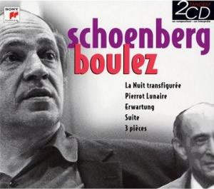 Schonberg par Boulez