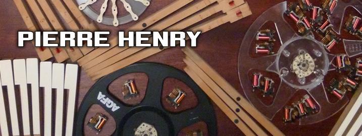 Pierre Henry | Simonne Jacquemard