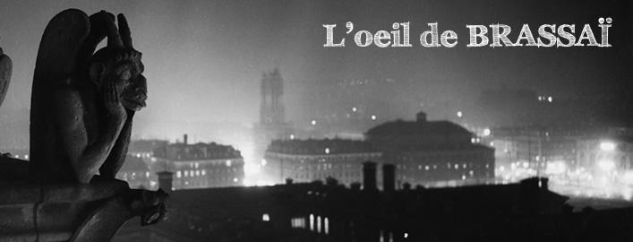 L'œil de Brassaï | Marcel Proust