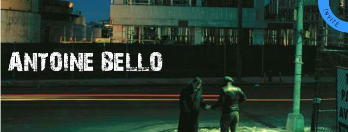 Antoine Bello | Antoine Bello