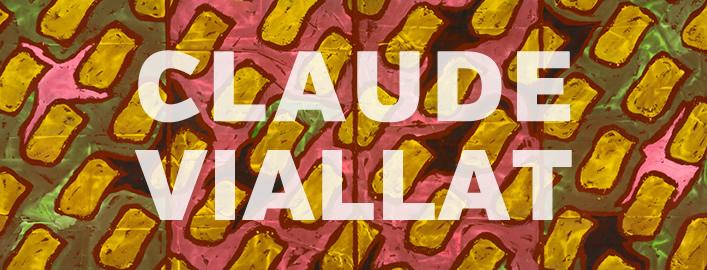 Claude Viallat : le peintre chasseur de châssis  
