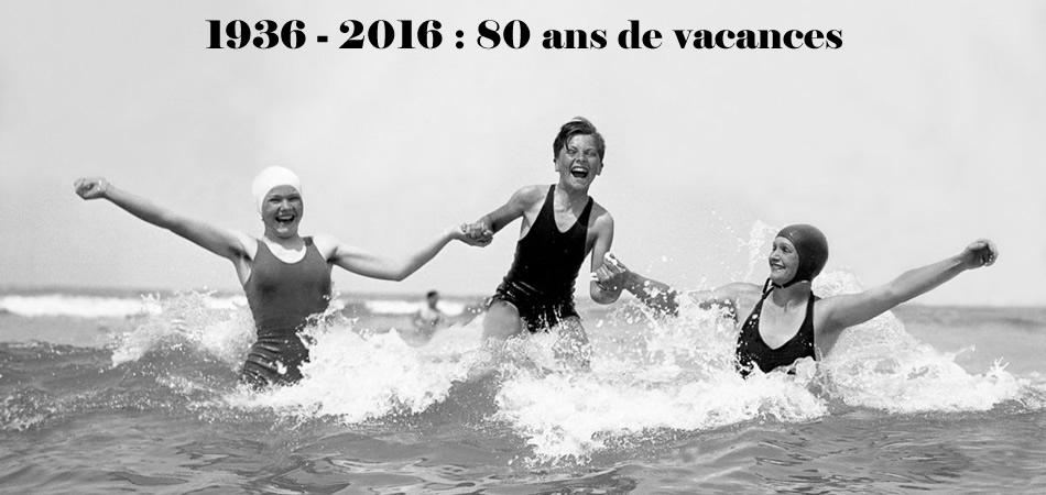 1936 - 2016 : 80 ans de vacances | Pénet,Martin