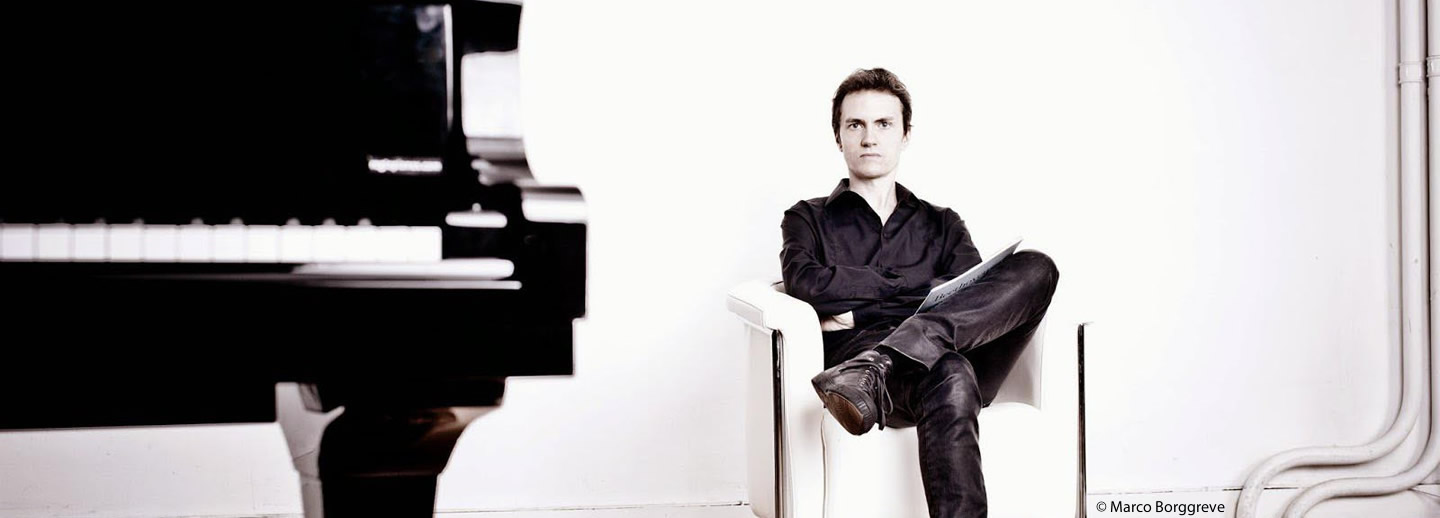 Alexandre Tharaud | Philippe Besson