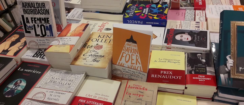 Des romans et des prix | Eric Vuillard