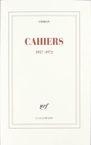 Cahiers, 1957-1972