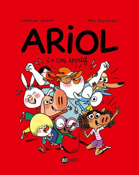 Ariol T.12 : le coq sportif
