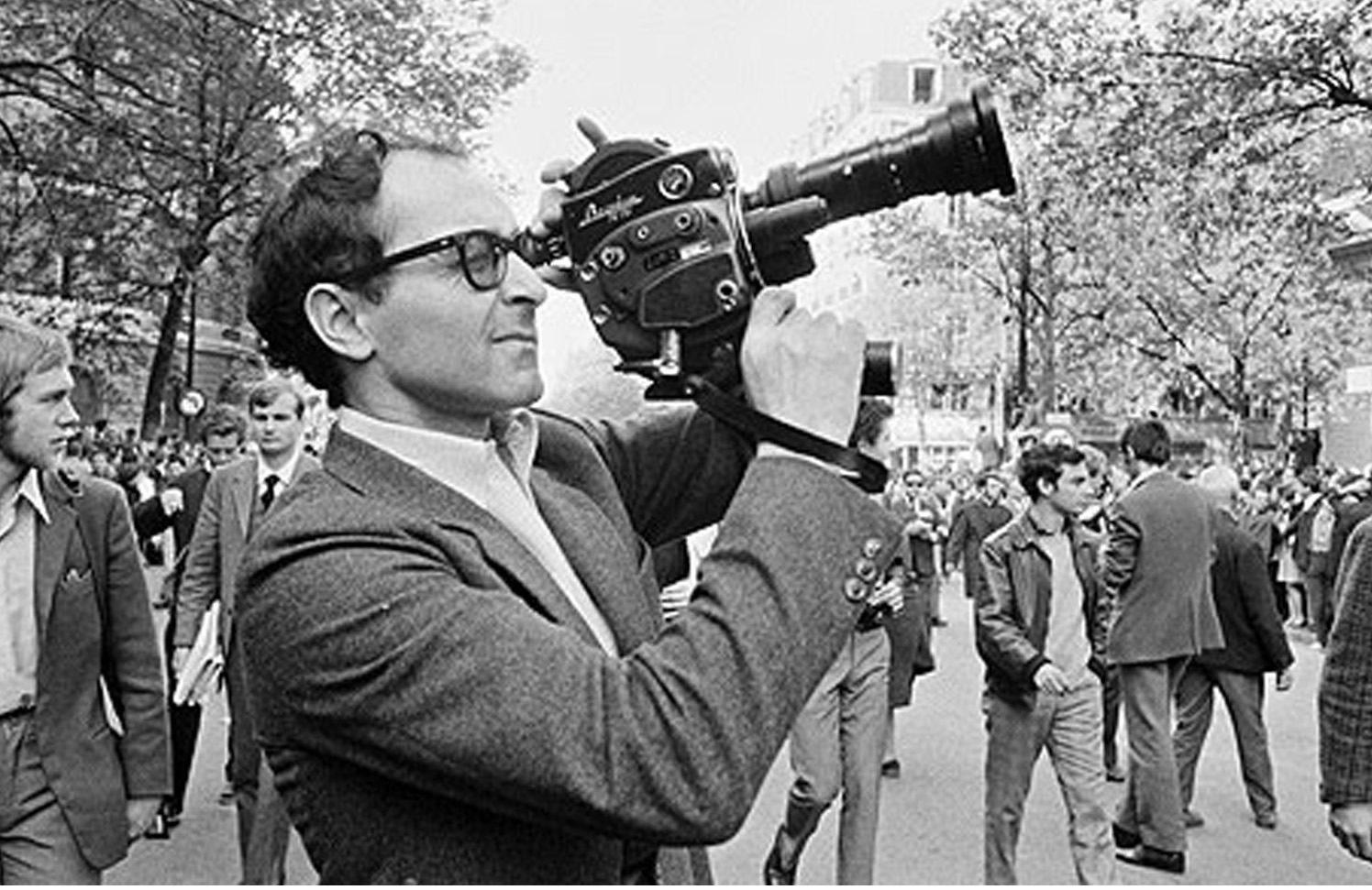 Jean-Luc Godard | Jean,Luc Godard