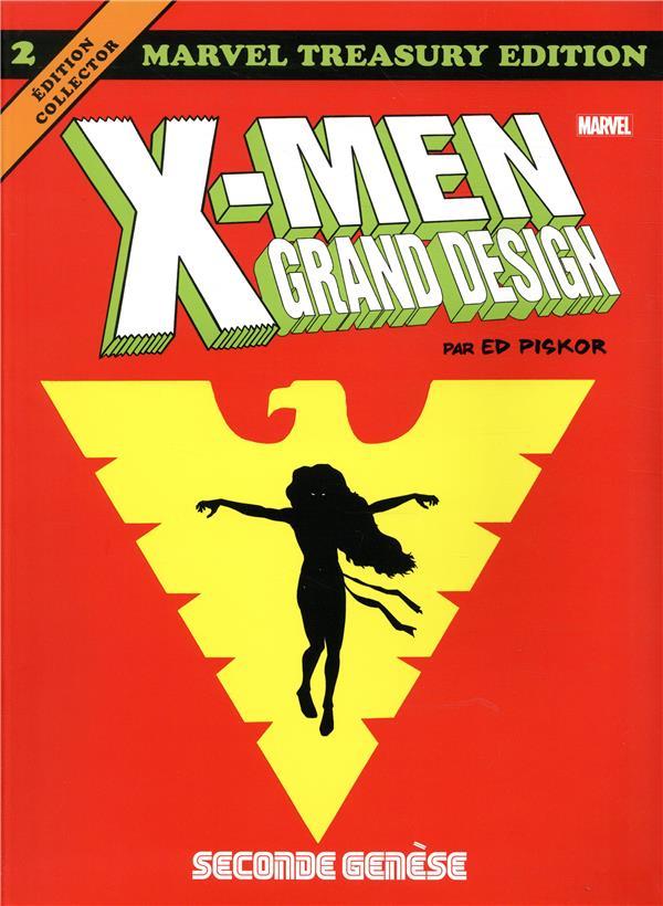 X-Men - grand design T.2