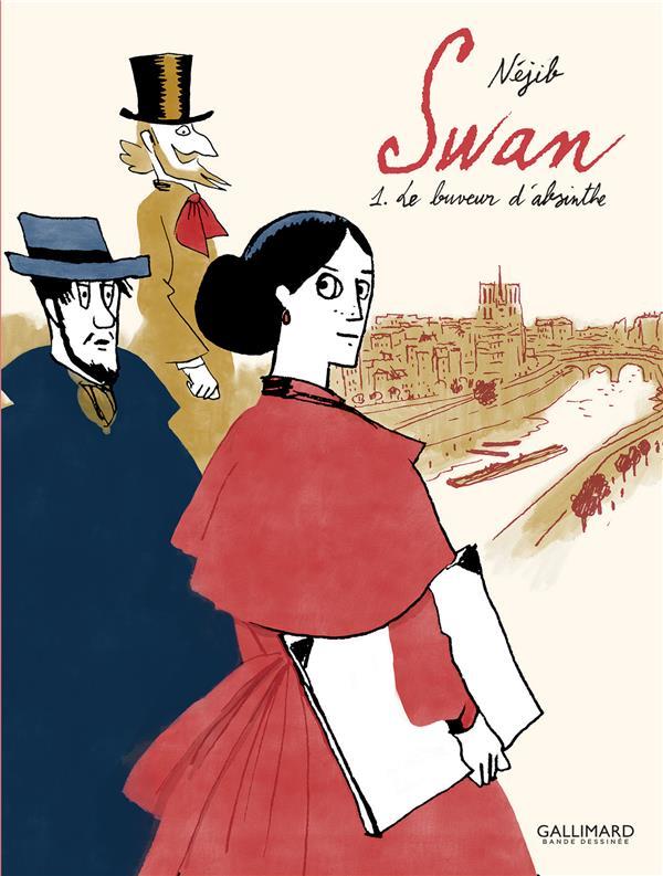 Swan - Le buveur d'absinthe