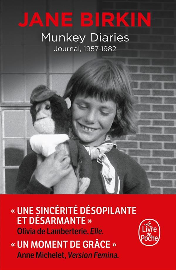 Munkey diaries - 1957-1982