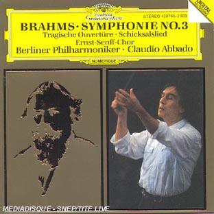 Brahms - Symphonie N°3