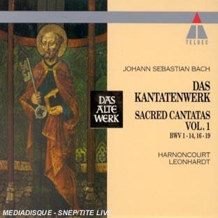 J.S. Bach Sacred Cantatas
